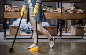 Professional janitorial serivces